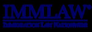 IMMLAW logo